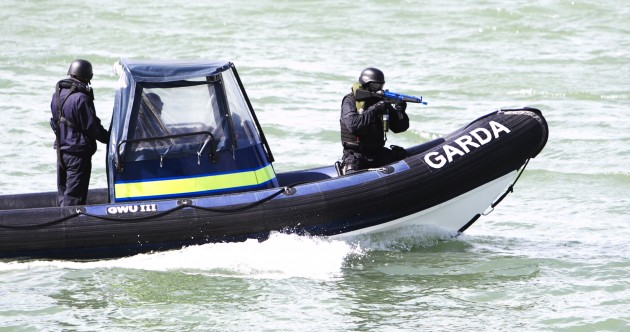 Gardaí participate in counter-terrorism exercise