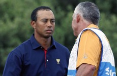 Tiger Woods' ex-caddie says he should have been disqualified from the Masters