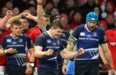 As it happened: Munster v Leinster, RaboDirect Pro12