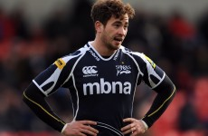 Danny Cipriani hospitalised after being hit by a bus