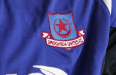 Drogheda United condemn actions of 'so-called fans' after trouble in Sligo