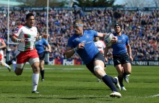 As it happened: Leinster v Biarritz, Amlin Challenge Cup Semi Final