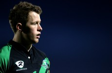 Elwood shakes it up for Connacht's Italian job