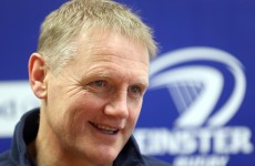 Leinster proud of Joe Schmidt's link to the Ireland job – Greg Feek