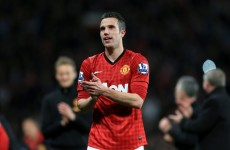 Opinion: Why Robin van Persie deserves to win Player of the Year