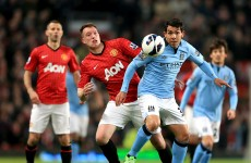 As it happened: Manchester United v Manchester City, Premier League