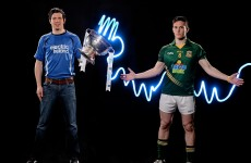Sean Cavanagh says Stephen O'Neill is the best footballer he has seen
