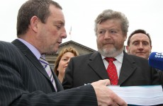 Oireachtas committee gives Reilly 1,642-page report on abortion hearings