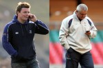 Gatland yet to speak to O'Driscoll after Schmidt gives him wrong phone number