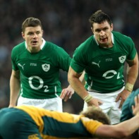 A personal decision, but O&acirc;��Driscoll playing on is great for Irish rugby
