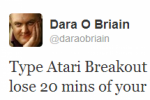 Tweet Sweeper: Dara O&acirc;Briain falls into a Google vortex