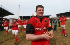 """If the Lions called Donnacha Ryan up tomorrow, he could play"""