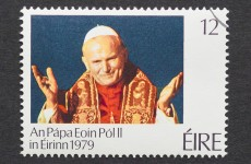 Fake pope held in Rome for looking like John Paul II