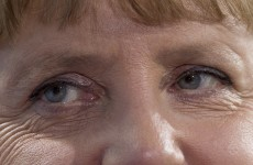 "Merkel reveals that she likes ""nice eyes"" on a man"