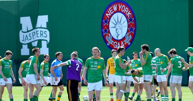 Leitrim cruise to Championship win in New York