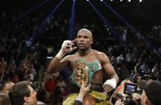 Floyd Mayweather is still undefeated and $32m richer after battering Robert Guerrero