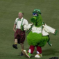 It&amp;#8217;s Your Giant Green Mascot Doing An Irish Jig Video Of The Day