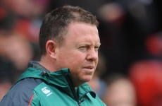 Leinster hope to end coach hunt 'in the next few days'