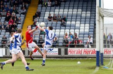 Lennon and White combine for Louth to give Laois a knockout blow