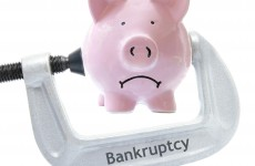 Over 130 people with Irish addresses filed for bankruptcy in UK during crisis