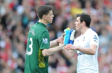 Wojciech Szczesny doesn't fancy Spurs' Champions League bottle