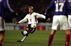 The Beckham method: 7 steps to the perfect free-kick
