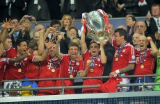 Analysis: Bayern wash away their European woes at Wembley