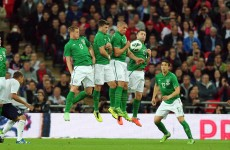 Match report: Ireland give England deja vu in friendly draw