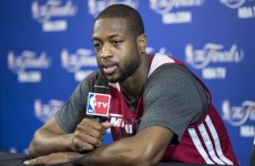 Wade gearing up for 'must-win' game against Spurs