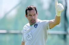 Doubt surrounds Forde's fitness ahead of Faroes visit