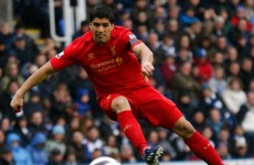Suarez: I'd like to play with Ronaldo