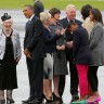 America's first family arrives in Ireland