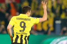 Robert Lewandowski to snub Manchester United, go to Bayern for 2014/15 — reports