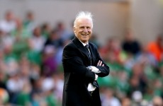 Trapattoni satisfied as points in the bag