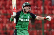 Batmen: the new documentary on Irish cricket's giantkillers coming next week