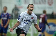Airtricity League: Dundalk end Pat's unbeaten run as Derry close the gap