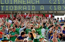 Murph's Sideline Cut: the craic is 1990s as hurling gets back to the future in Limerick
