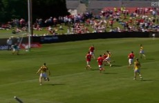 Did you miss Ciarán Lyng's cracking goal for Wexford last weekend? Check it out…